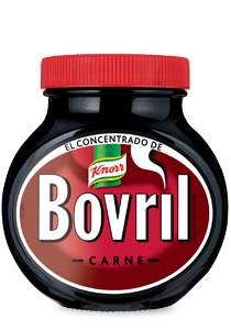 Knorr Bovril Caldo Concentrado de carne bote 500g - Bovril, con más de 100 años en las cocinas, intensifica tus platos con un aspecto y sabor tostado en un solo paso