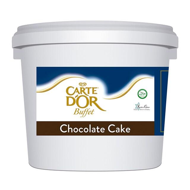 Bizcocho de Chocolate Carte D'Or 5Kg - Tu nueva gama de gran rendimiento Carte d'Or, está especialmente diseñada para aportar versatilidad a tu oferta, con la máxima conveniencia y control a tu rentabilidad.