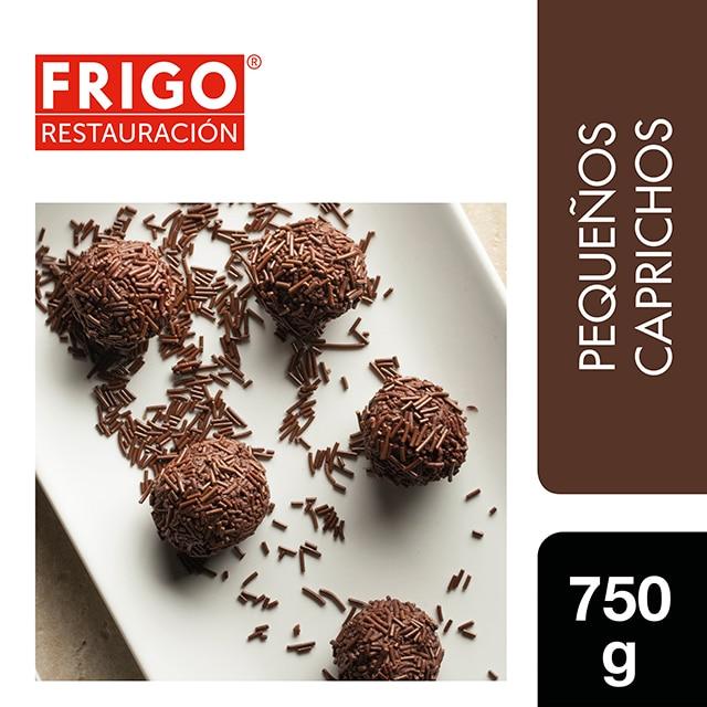 Trufas de Chocolate Frigo Restauración 750gr - Las tartas y bizcochos de Frigo Restauración están preparadas tal y como tú las harías, Trufas de Chocolate