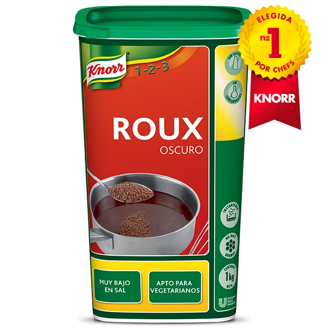 Knorr Roux Espesante Oscuro bote 1kg