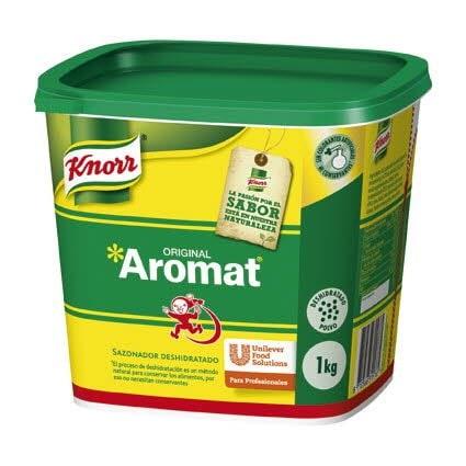 Knorr Aromat sazonador deshidratado bote 1Kg -