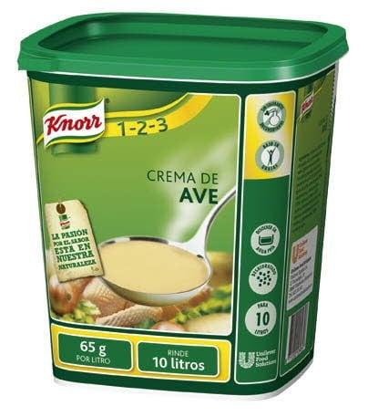 Knorr Crema de Ave deshidratada bote 650g -