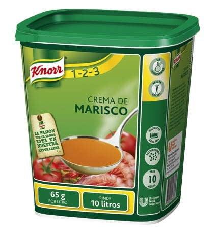 Knorr Crema de Marisco deshidratada bote 650g -