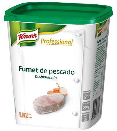 Knorr Profesional Fondo de Pescado deshidratado bote 560g -