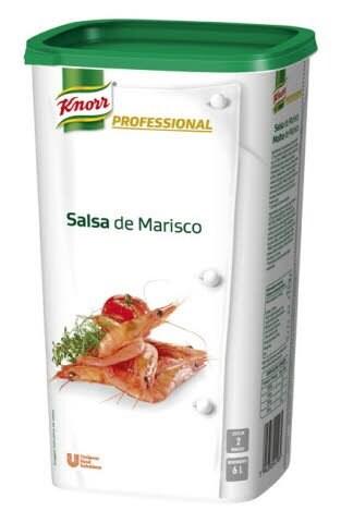 Knorr Profesional Salsa de Marisco deshidratada bote 950g -
