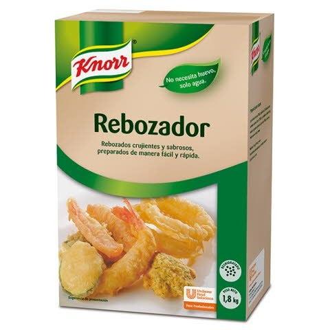Knorr Rebozador deshidratado Caja 1,8Kg -