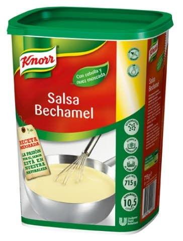 Knorr Salsa Bechamel deshidratada bote 715g -