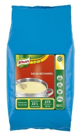 Knorr Salsa Bechamel en frío deshidratada bolsa 2,5Kg -