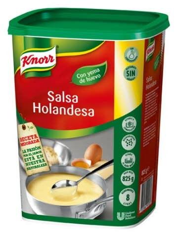 Knorr Salsa Holandesa deshidratada bote 825g -