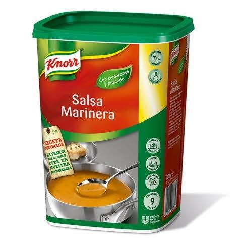 Knorr Salsa Marinera deshidratada bote 750g -