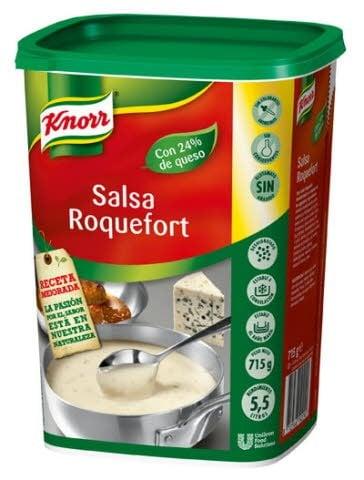 Knorr Salsa Roquefort deshidratada bote 715g -