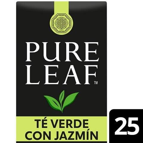 Pure Leaf Green Jasmine 6x38g, Caja 25 sobres -
