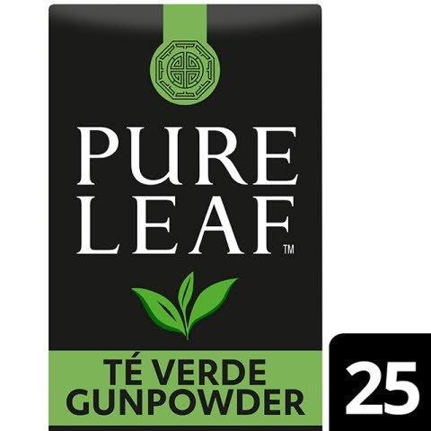 Pure Leaf Grn Gunpowder 6x38g, Caja 25 sobres -