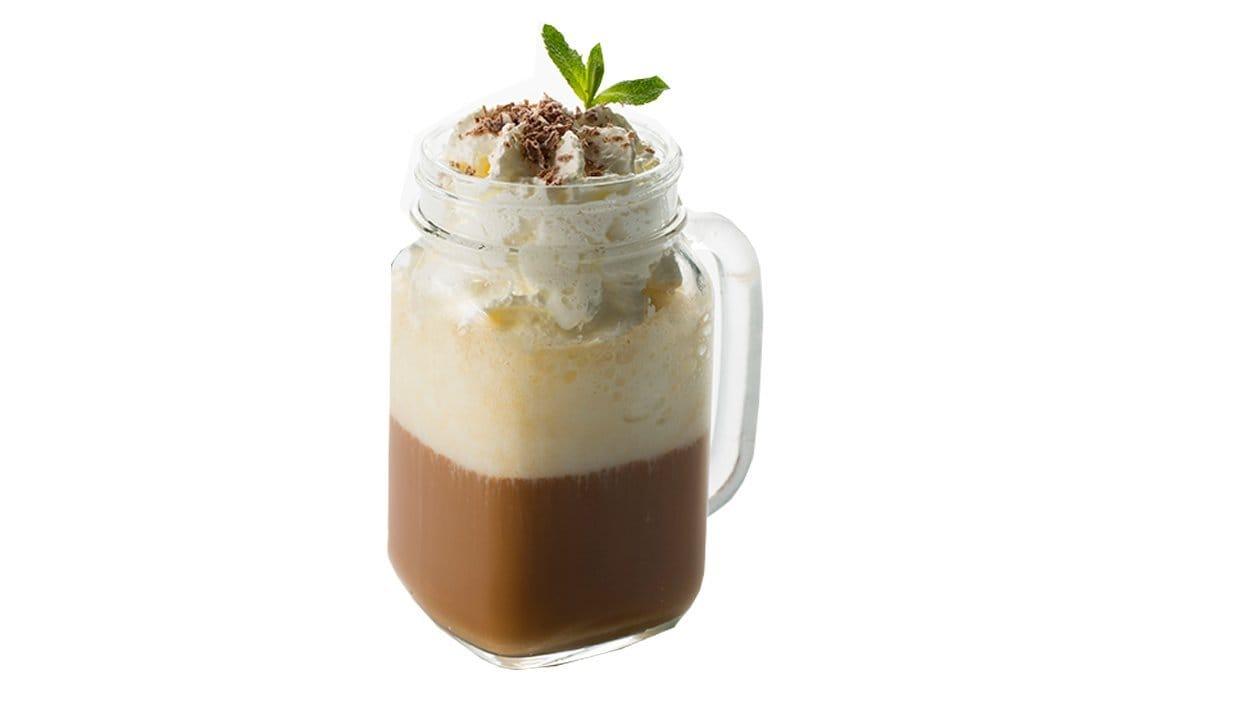Vanilla vienes coffee
